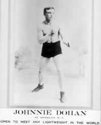 Johnny Dohan boxer
