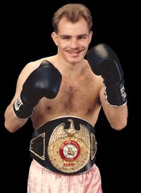 Homer Gibbins boxer