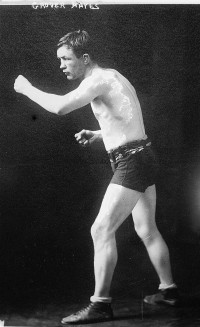 Grover Hayes boxer
