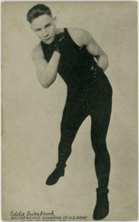 Eddie Burnbrook boxer