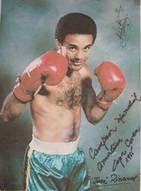 Jose Rincones boxer
