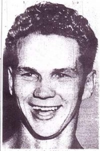 Joey Dolan boxer