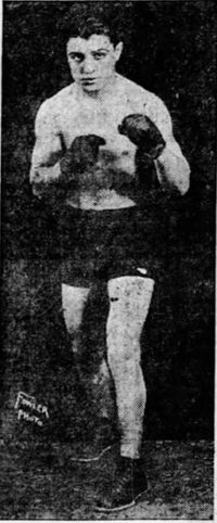 Frankie Ferro boxer