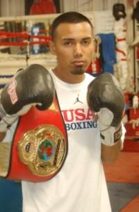 Roman Morales boxer