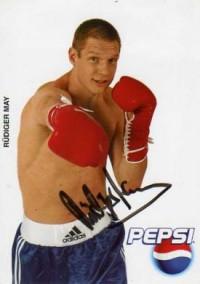 Ruediger May boxer
