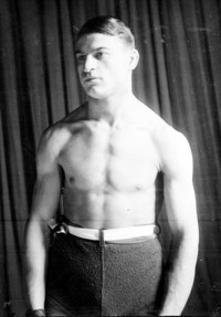 Jack White boxer