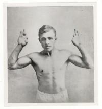 Willie Hoppe boxer