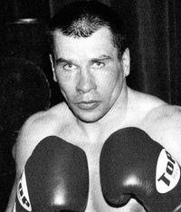 Valeriy Vykhor boxer
