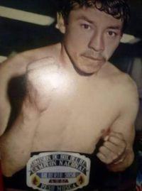 Gilberto Sosa boxer