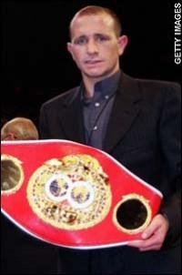 Paul Ingle boxer