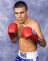 Jose Guadalupe Rosales boxer