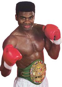 Julian Jackson boxer