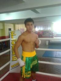 Esteban Hayahay boxer