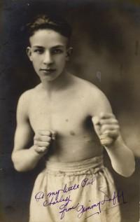 Oakland Jimmy Duffy boxer