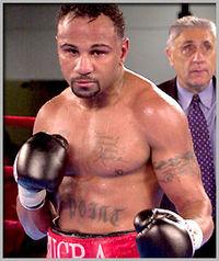 Ray Oliveira boxer