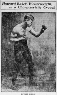 Howard Baker boxer
