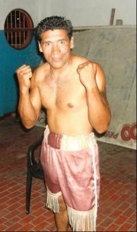 Nestor Ramon Lucero boxer