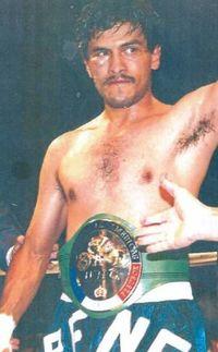 Rene Francisco Herrera boxer