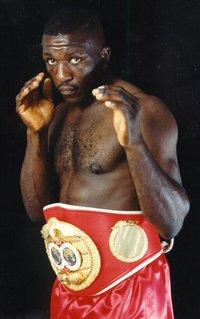 Uriah Grant boxer