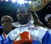 Vincent Pettway boxer