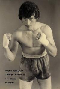 Michel Giroud boxer
