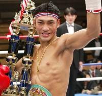 Sirimongkhon Iamthuam boxer