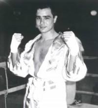 Ivan Orlando Bustos boxer