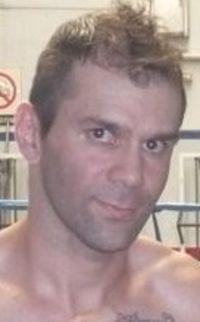 Fernando David Saucedo boxer