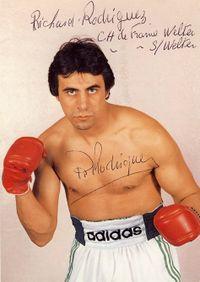 Richard Rodriguez boxer
