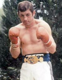 Roland Cazeaux boxer