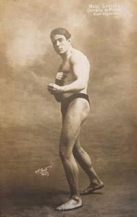 Marc Gaucher boxer