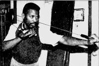 Kevin Vining boxer