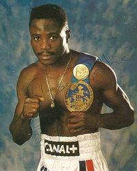 Valery Kayumba boxer
