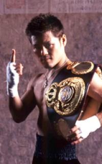 Hideki Todaka boxer