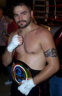 Galen Brown boxer