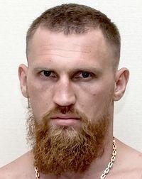 Dmitry Kudryashov boxer