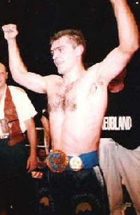 Frederic Seillier boxer