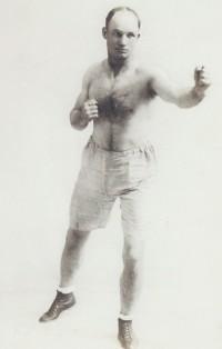 Joe Willis boxer