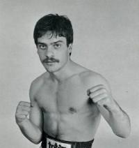 Paolo Castrovilli boxer