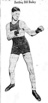 Bill Bailey boxer
