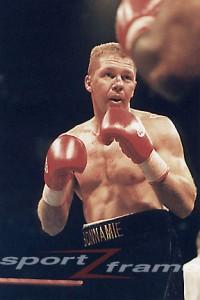 Alain Bonnamie boxer