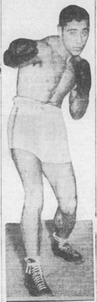 Chick Delaney boxer