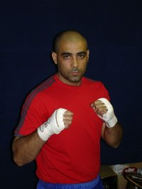 Madjid Zaim boxer