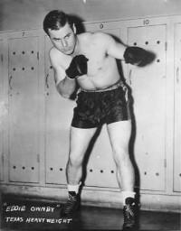 Eddie Ownby boxer