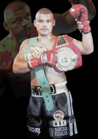 Manuel Quezada boxer