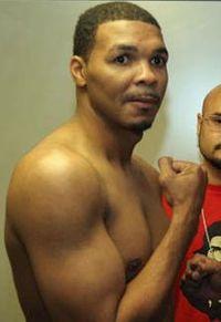Rubin Williams boxer