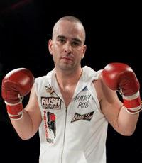 Paul Mackenzie boxer