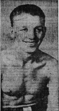 Henri Dewancker boxer