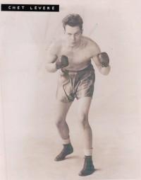 Chet LeVere boxer