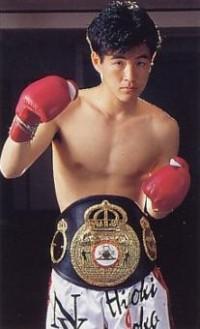 Hiroki Ioka boxer